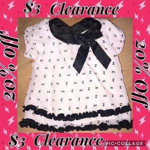Baby girls dress size 3-6 months dress